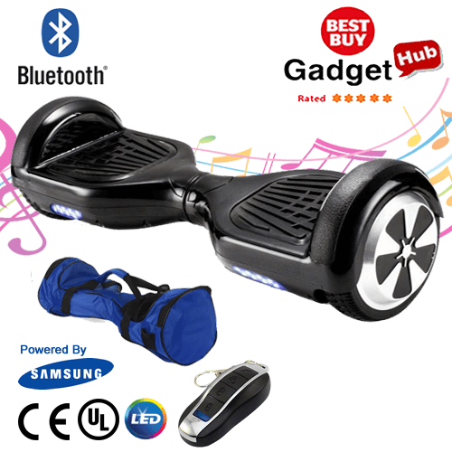 Buy Black Segway Hoverboard Bluetooth