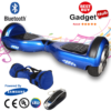 Segway Balance Hover Board – Blue with Bluetooth Speakers & LED