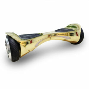 New Gold limited edition segway