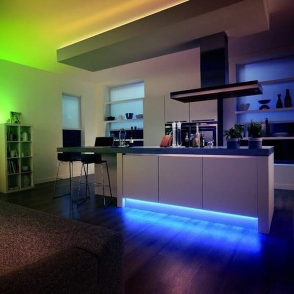 bluetooth led strip kitchen