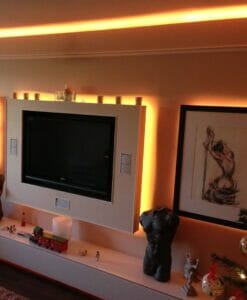 bluetooth led strip living room