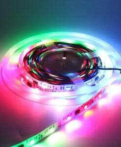 bluetooth led strip rgbw
