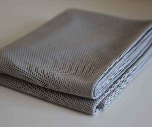 grey Micro fibre Cooling TowelJPG
