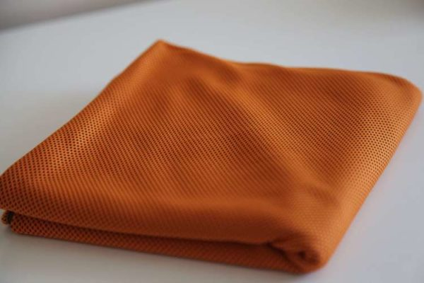 orange Micro fibre Cooling TowelJPG