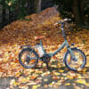 Juicy Bike COMPACT PLUS Folding Electric Bike TOR
